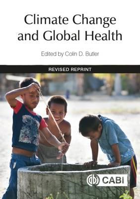 Climate Change and Global Health (BOK)