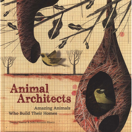 Animal Architects (BOK)