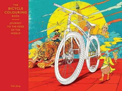 Bicycle Colouring Book (BOK)