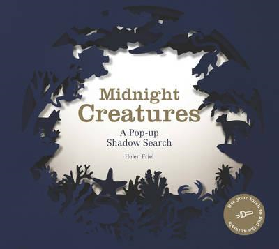 Midnight Creatures: A Pop-up Shadow Search Book (BOK)