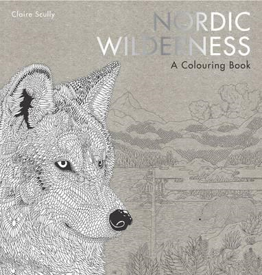 Nordic Wilderness: A Colouring Book (BOK)