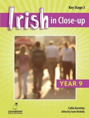 Irish in Close-Up (BOK)