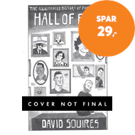 Produktbilde for The Illustrated History of Football - Hall of Fame (BOK)