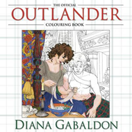 Official Outlander Colouring Book (BOK)