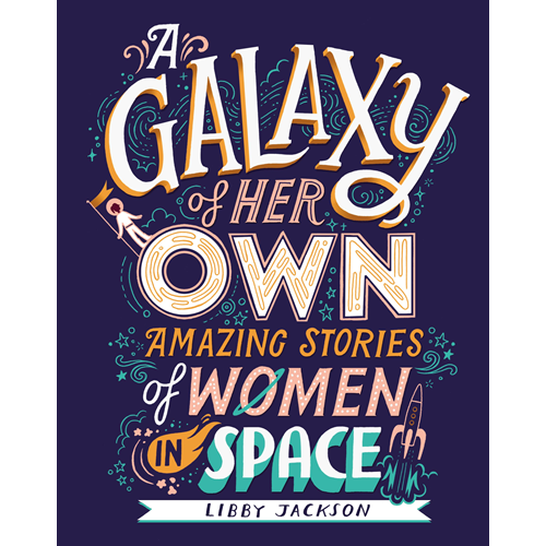 Galaxy of Her Own (BOK)