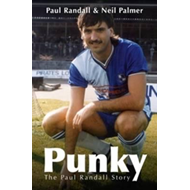 Punky - The Paul Randall Story (BOK)