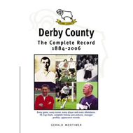 Derby County: The Complete Record 1884-1996 (BOK)