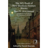 MX Book of New Sherlock Holmes Stories Part IV (BOK)