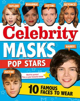 Celebrity Masks: Pop Stars (BOK)