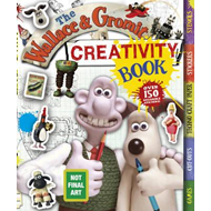 Wallace and Gromit Creativity Book (BOK)