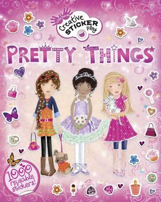 Little Hands Creative Sticker Play: Pretty Things (BOK)
