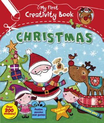 My First Creativity Book: Christmas (BOK)