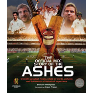 Official MCC History of the Ashes (BOK)