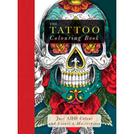 Tattoo Colouring Book (BOK)