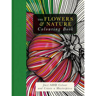 Flowers & Nature Colouring Book (BOK)