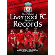 Official Liverpool FC Book of Records (BOK)