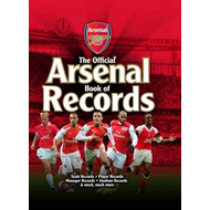 Official Arsenal FC Book of Records (BOK)