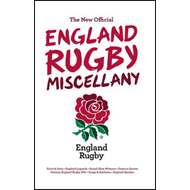 New Official England Rugby Miscellany (BOK)