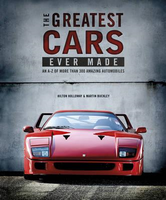 Greatest Cars Ever Made (BOK)