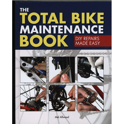 Total Bike Maintenance Book (BOK)