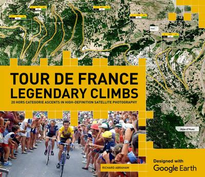 Tour de France Legendary Climbs on Google Earth (BOK)