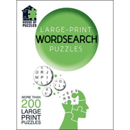 Wrinklies Large-Print Wordsearch Puzzles (BOK)