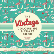 Vintage Colouring & Craft Book (BOK)