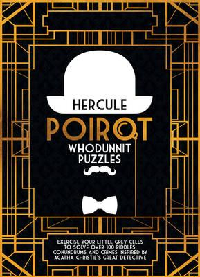 Hercule Poirot: Whodunnit Puzzles (BOK)