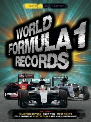 BBC Sport World Formula 1 Records (BOK)