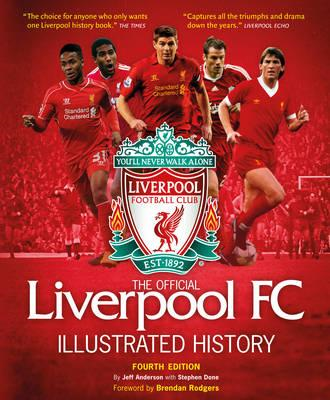 Official Liverpool FC Illustrated Encyclopedia (BOK)
