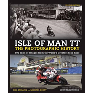 Isle of Man TT: The Photographic History (BOK)