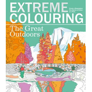 Extreme Colouring: The Great Outdoors (BOK)
