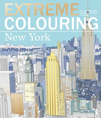 Extreme Colouring: New York (BOK)