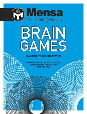 Mensa Brain Games PACK (BOK)