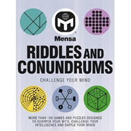 Mensa Riddles and Conundrums Pack (BOK)