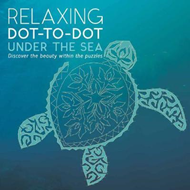 Relaxing Dot to Dot: Under the Sea (BOK)