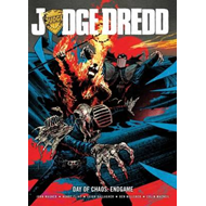 Judge Dredd Day of Chaos: Endgame (BOK)