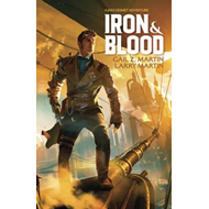 Iron and Blood (BOK)