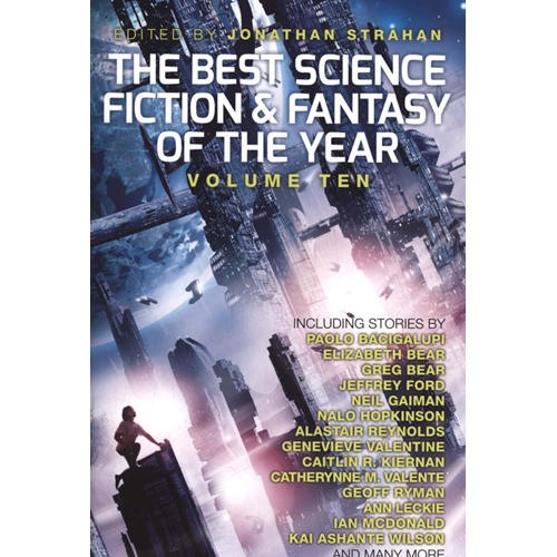 Best Science Fiction and Fantasy of the Year: Volume Ten (BOK)