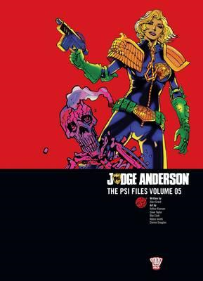 Judge Anderson: The PSI Files 5 (BOK)