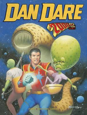 Dan Dare - The 2000 AD Years Vol. 2 (BOK)