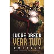Judge Dredd Year Two (BOK)