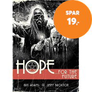 Produktbilde for Hope (BOK)