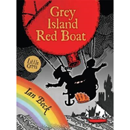Grey Island, Red Boat (BOK)