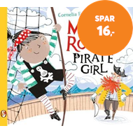 Produktbilde for Molly Rogers, Pirate Girl (BOK)