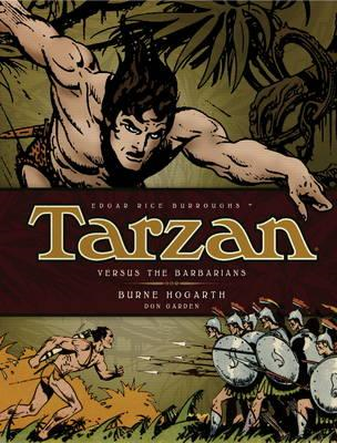 Tarzan versus the Barbarians (BOK)