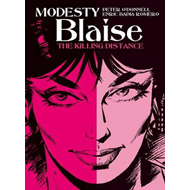 Modesty Blaise - the Killing Distance (BOK)