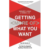 Getting (More of) What You Want (BOK)