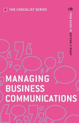 Managing Business Communications (BOK)