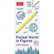Economist Pocket World in Figures 2016 (BOK)